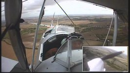 Me flying a Tiger Moth
